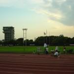 「第5回トワイライト・ゲームス」が行われた代々木公園陸上競技場