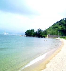 地元 敦賀の海