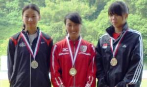 熊谷(100mハードル)優勝