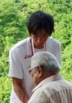 梶川(三段跳)3位