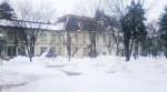 雪の山形大学