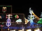三重県立文化センター<br /> のクリスマスイルミネーション
